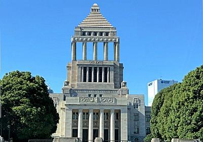 国会議事堂中央塔、3密回避で屋根開放 憲政史上初