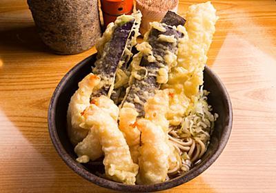 「圧倒的な天ぷらそば」で知られる立ちそば界の名店が復活。その意外な舞台ウラとは - メシ通 | ホットペッパーグルメ