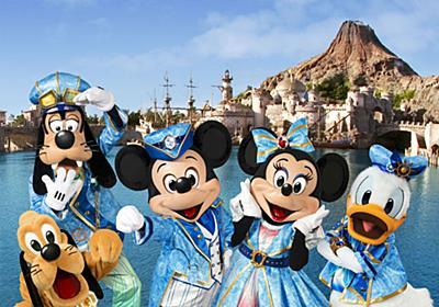 東京ディズニーシー15周年! スペシャルイベントが4月15日から - ねとらぼ