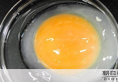1個3億円「金の卵」産む鶏 ゲノム編集で量産可能に:朝日新聞デジタル