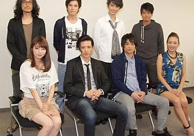 仮面ライダー555、10年ぶり8人集結! 半田健人「きのうまで撮影していたみたい」   ORICON NEWS