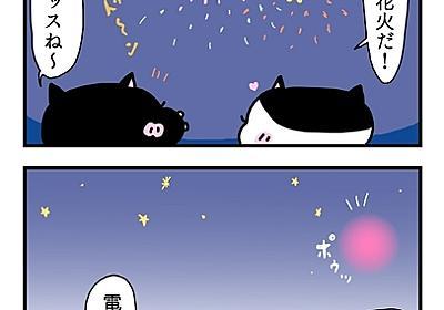 夏の夜さんぽ - ネコノラ通信web