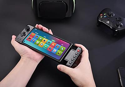コントローラ付きのゲーミング向けAndroidタブレット「GPD XP」正式発表 - PC Watch