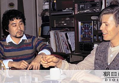 中学生の宿題手伝ったデビッド・ボウイ 京都人が記憶する「好青年」:朝日新聞デジタル