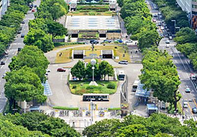 栄バスターミナル、オアシス21周辺に集約 名古屋市:朝日新聞デジタル