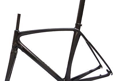 iwanの自転車日記 : フロントのみ油圧ディスクブレーキはどう?