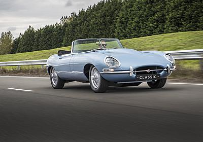 Jaguarの名車がEVになった「Eタイプ・ゼロ」、実際に市販されることに | ギズモード・ジャパン
