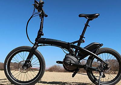 ミニベロタイプのe-bike「Vektron S10」を試乗したら購入意欲が急上昇!!【家電製品レビュー】 - 家電 Watch