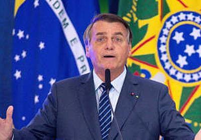 ブラジル大統領が入院 しゃっくり止まらない症状 | 共同通信