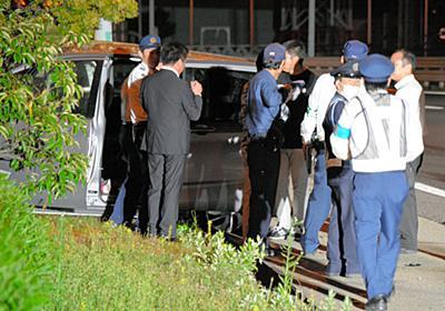 関西空港島内でバスと車接触、1人死亡 4人が重軽傷:朝日新聞デジタル