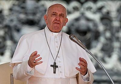 CNN.co.jp : 人工中絶は「殺し屋を雇う」も同然 ローマ法王、国際会議で発言