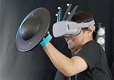 [TGS 2018]VR空間で楽しむアーマードバトルをTGS会場で体験。ソードとバックラーで戦う感触は本物に近い - 4Gamer.net