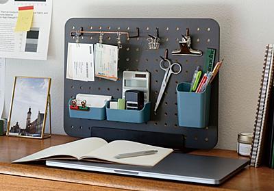 キングジムの新製品、家中どこにでも置ける有孔ボード!? これは絶対便利じゃん… | ROOMIE(ルーミー)
