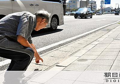 拾った拳銃、おもちゃかと 警官に渡すと「あ、これや」:朝日新聞デジタル