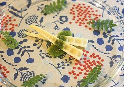 ジェノベーゼにして美味しい野草、トップは山椒だった :: デイリーポータルZ