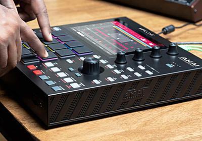 NAMM 2020: AKAI Professional、新世代MPC「MPC ONE」を発表…… 小型筐体に音楽制作に必要な機能を凝縮 - ICON