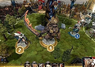 「Steamデジタルテーブルトップフェスティバル」セールのおすすめボードゲーム12選【デジボで遊ぼ!特別編】【UPDATE】 | Game*Spark - 国内・海外ゲーム情報サイト