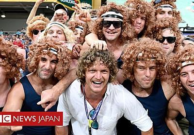 【ラグビーW杯】 日本で外国人選手として暮らしてみたら… - BBCニュース