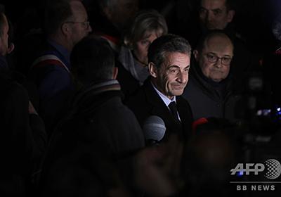 22年W杯開催地投票、サルコジ氏が政治介入 FIFA元会長が断言 写真1枚 国際ニュース:AFPBB News