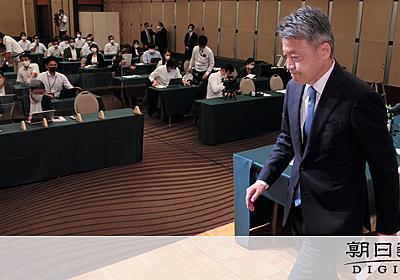 トヨタ労組、50年来の組織内候補に突然の幕引き 地元が感じた異変:朝日新聞デジタル