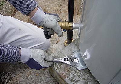 マンションも戸建も|備えておきたい!地震による給湯器・電気温水器の転倒防止対策 - yokoyumyumのリノベブログ