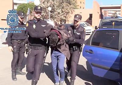 CNN.co.jp : 母親を殺害して食べる、28歳男に禁錮15年5カ月 スペイン