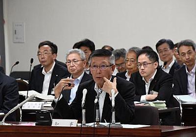 「イージス引き受けないのは非国民との批判、県内外から」秋田の佐竹知事が明らかに - 毎日新聞