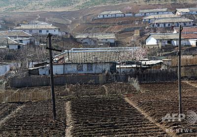 北朝鮮で「深刻な干ばつ」 今年の平均降水量、過去37年で最低に 写真1枚 国際ニュース:AFPBB News