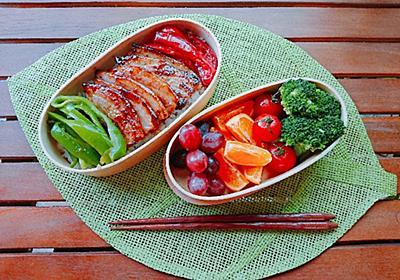 【お弁当】豚カルビ丼弁当20180710 - soraの晴れでも雨でもごきげんでいたい♪