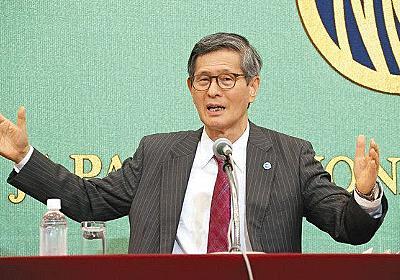 【詳報】尾身会長が会見 五輪「開催中止」盛り込まず 菅首相が開催表明で「意味なさず」:東京新聞 TOKYO Web