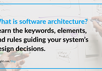 What is Software Architecture? | 8th Light