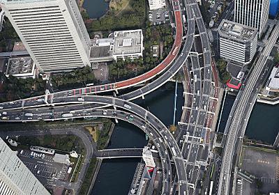 五輪期間、首都高料金上乗せ 500~3000円検討  :日本経済新聞