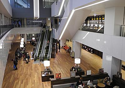 規則で縛らない「図書館」に人が集まる――大和市の複合施設「シリウス」 | 新・公民連携最前線 PPPまちづくり