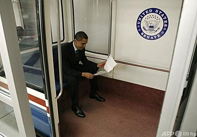米連邦議員乗せて走る「秘密」の地下鉄 米ワシントン