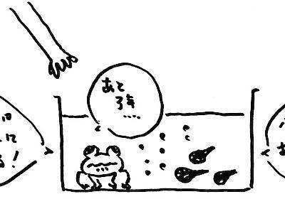 組織のなかで死んでいくのは「ゆでがえる」ではなく「オタマジャクシ」であるという「ホラームービー的現実」!?   立教大学 経営学部 中原淳研究室 - 大人の学びを科学する   NAKAHARA-LAB.net