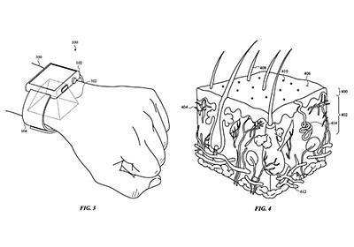 アップル、手首内の血管パターンなどでユーザー認証するスマートウォッチ--特許を取得 - CNET Japan