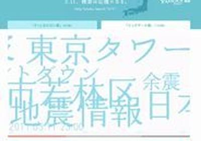 ヤフー、1日で約250万人が「3.11」と検索--2568万円を寄付へ - CNET Japan
