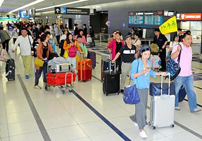 中国人、日本で何する? 買い物よりも風景 留学生調査:朝日新聞デジタル