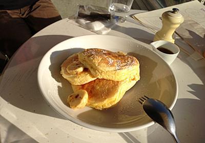 bills(七里ガ浜)、世界一の朝食を・・・もとい昼食「スクランブルエッグ」「リコッタパンケーキ」!