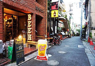 【お店レポ】人気のクラフトビールを味わおう。量り売り専門店「TAP&GROWLER」店内で角打ちも! - 店通-TENTSU- 「お店が主役」の飲食業界情報メディア