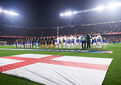 国歌へのブーイングはなぜ、許されないがなくならないのか? | footballista