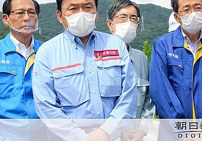 芸備線「安易に廃線しないで」 国交相、JR西にクギ:朝日新聞デジタル