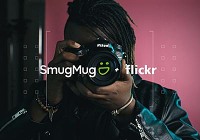 """写真共有サービス""""SmugMug""""、同業の""""Flickr""""をVerizon/Oathから買収 - 窓の杜"""