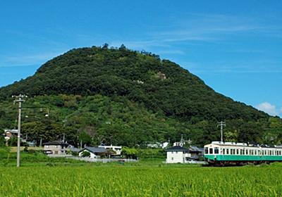 """実は""""おむすび山""""だらけ…!県外の人が香川に来ると「『まんが日本昔ばなし』みたいな山が多い」と感じる?その理由とは - Togetter"""