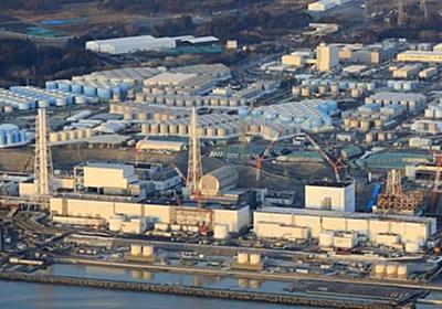 福島第1、格納容器の水位低下 1、3号機の原子炉 | 共同通信