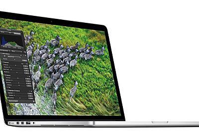 アップルが「MacBook Pro Retinaディスプレイモデル」を発表――2880×1800ドット表示の15.4型ワイド液晶、18ミリ厚ボディ - ITmedia PC USER