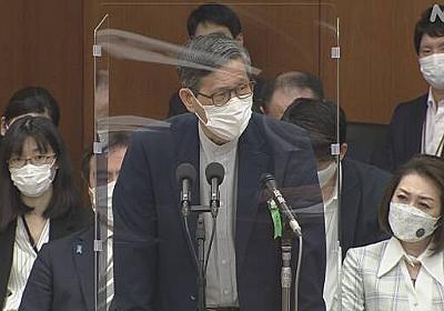東京五輪・パラ「今の感染状況で開催は普通はない」尾身会長   オリンピック・パラリンピック 大会運営   NHKニュース
