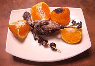 ヒヨドリを料理して食べてみた.   「ライフハック」と漢の趣味【昔々】