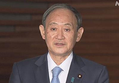 菅首相「Go To 65歳以上など利用自粛を」東京の要請に理解示す | 新型コロナウイルス | NHKニュース