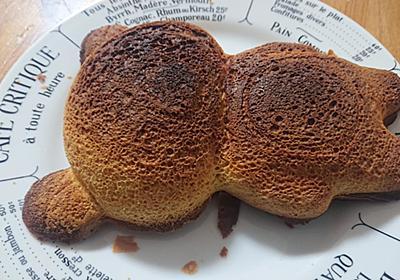 """ひではる on Twitter: """"リラックマの型でホットケーキ焼いたんだけど… なにこの焼死体… https://t.co/NCnngrCcsy"""""""